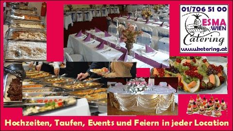 LOGO Ketering Wien Balkan Catering Hochzeiten, Taufen, Verlobungen