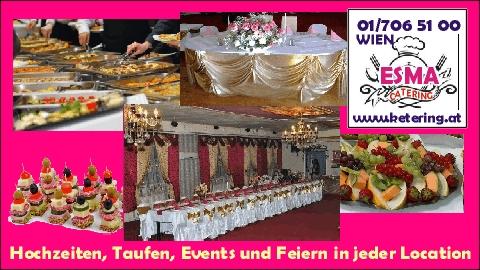 Catering Ketering Hochzeit Svadba